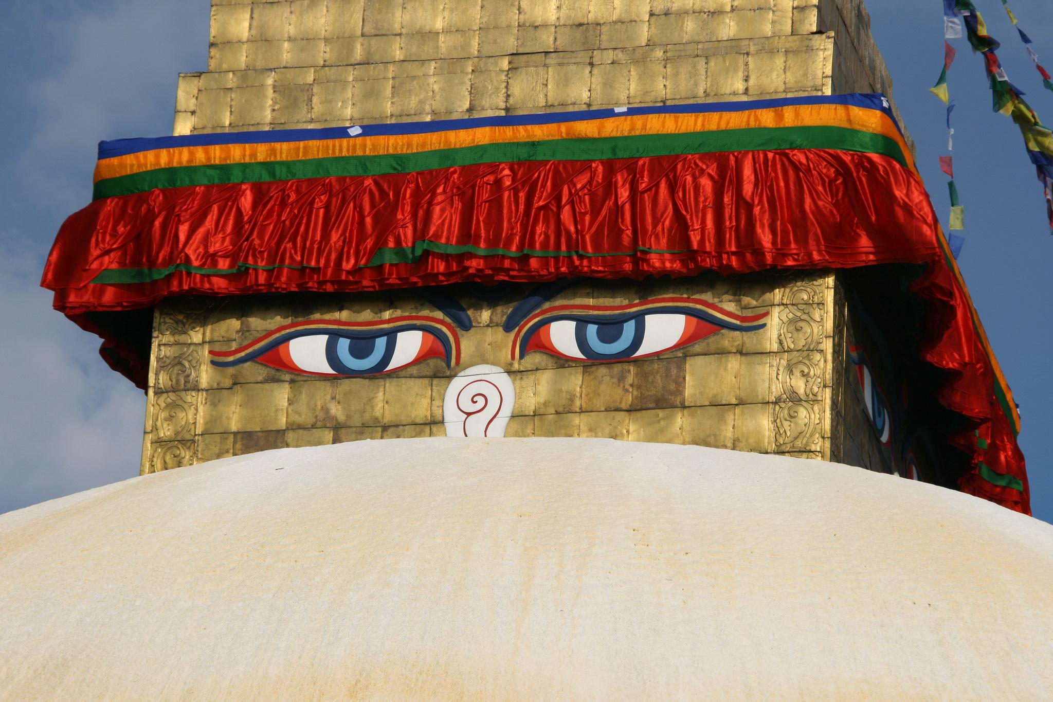 Катманду – прыжок в пучину ощущений