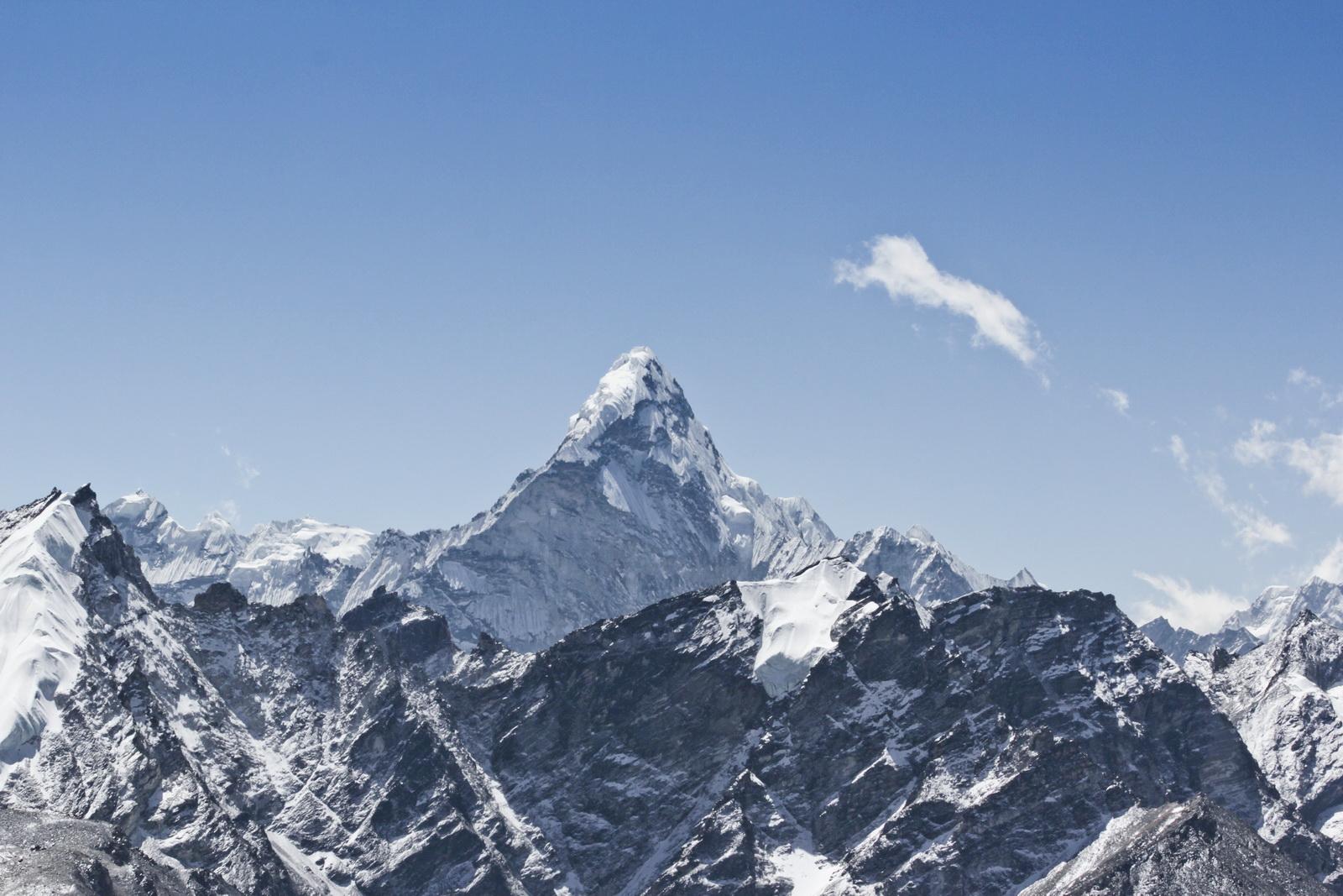 Непал, район Кхумбу, Ама Даблам