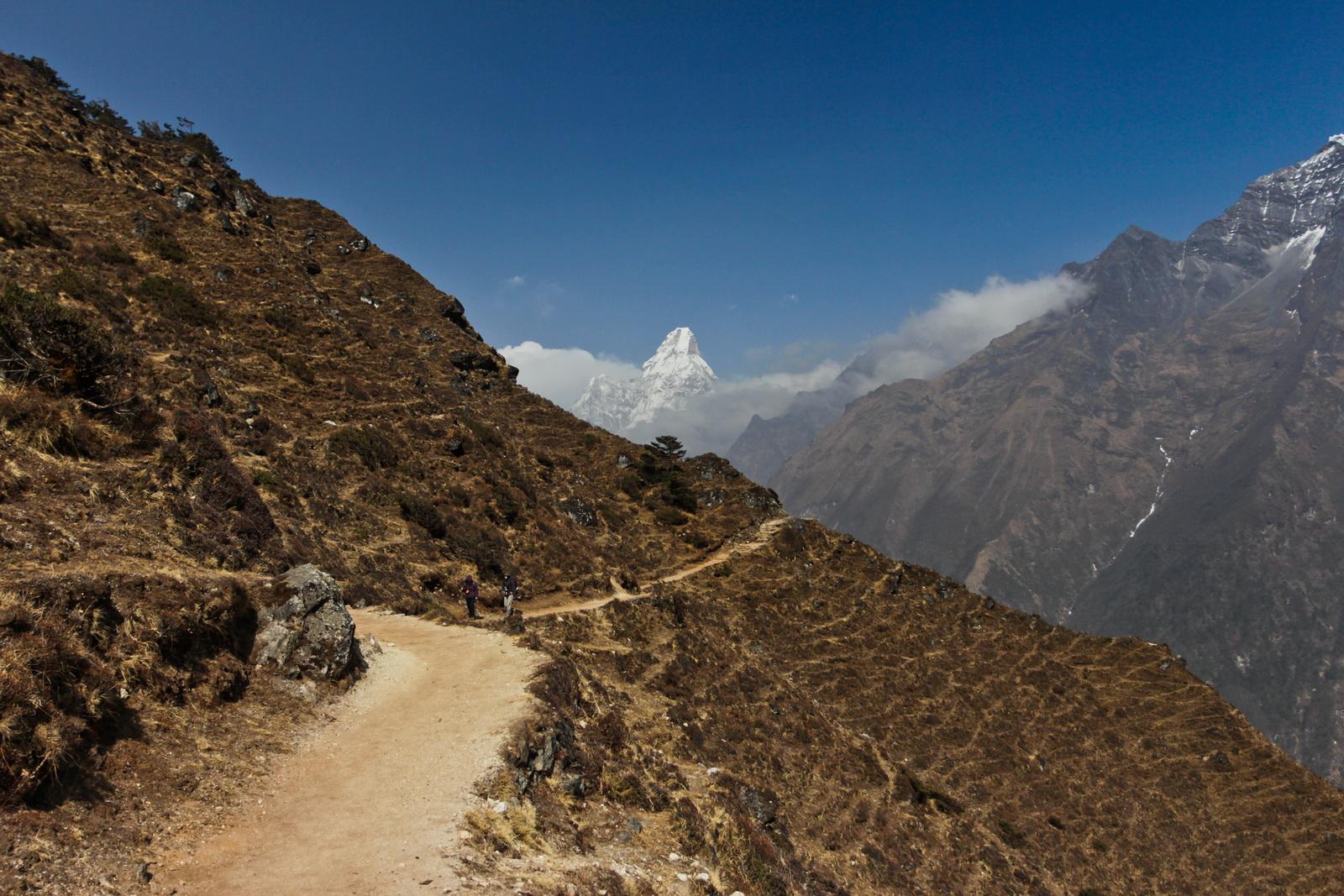 Непал, район Кхумбу