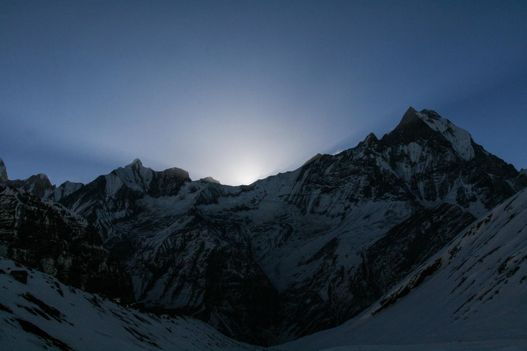 Непал, Базовый лагерь Аннапурны