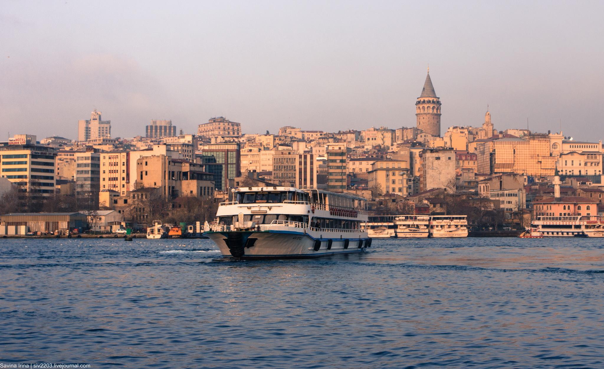 Транспорт в Стамбуле – как экономно перемещаться по городу
