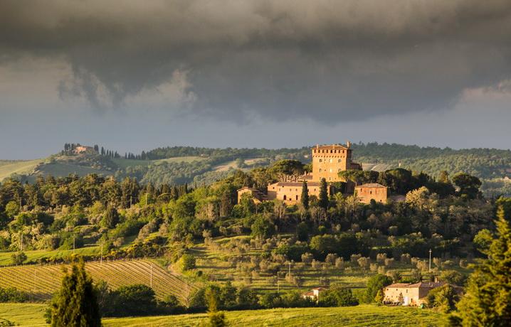 Тоскана — деревенский рай моей мечты