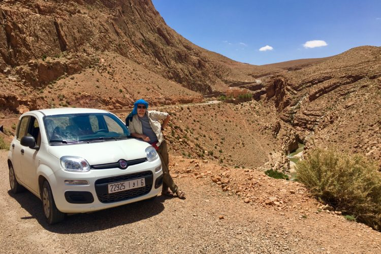 Идеальный маршрут по Марокко. Планируем автопутешествие.