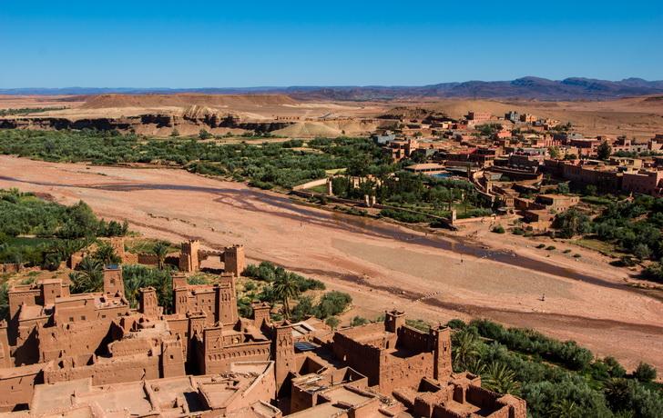 крепость Айт-Бен-Хадду