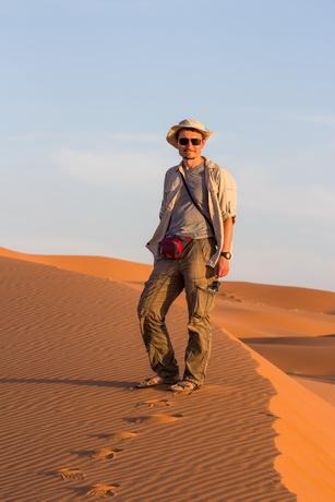 Пустыня Сахара в Марокко, Мерзуга