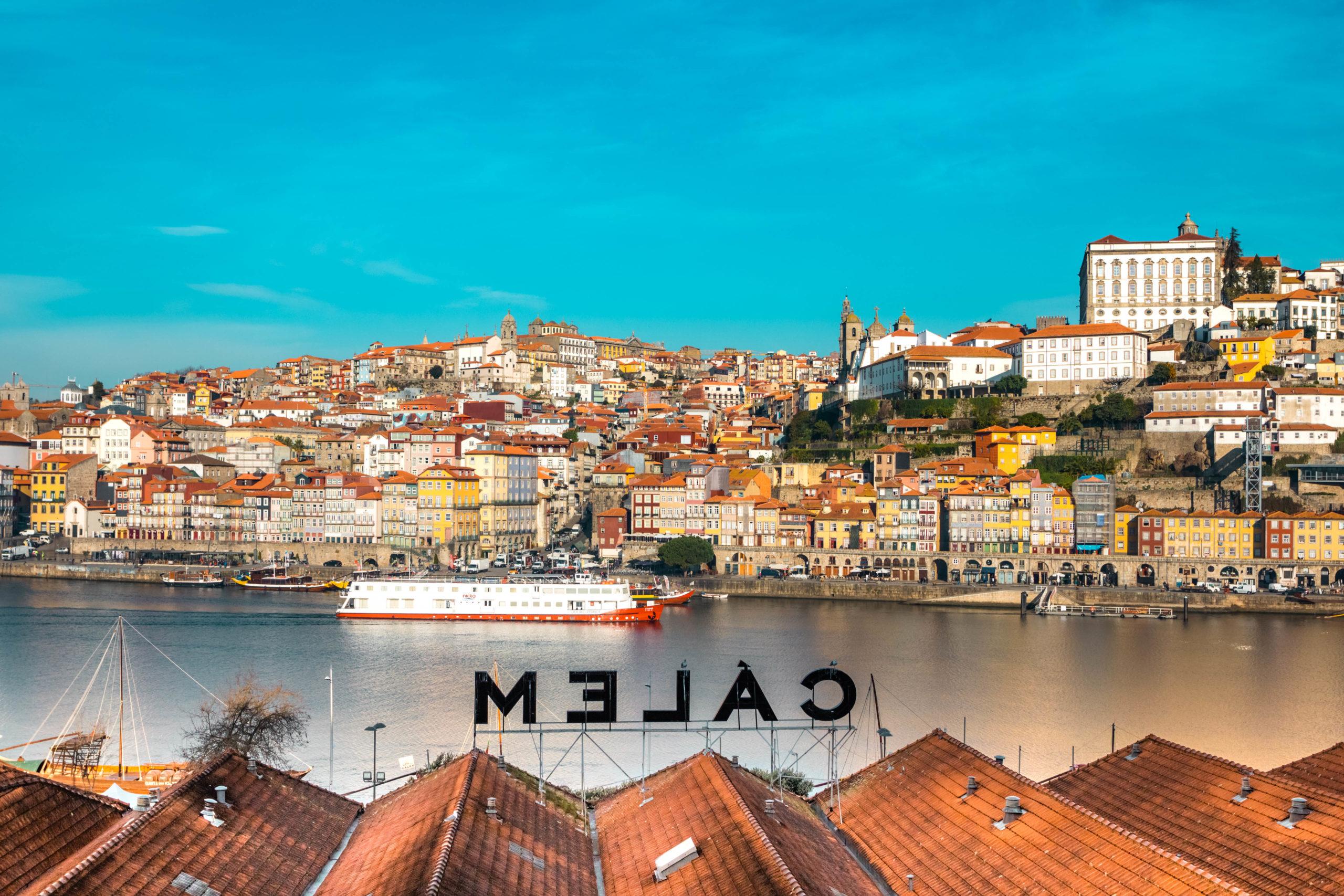 В Португалию зимой – Порту