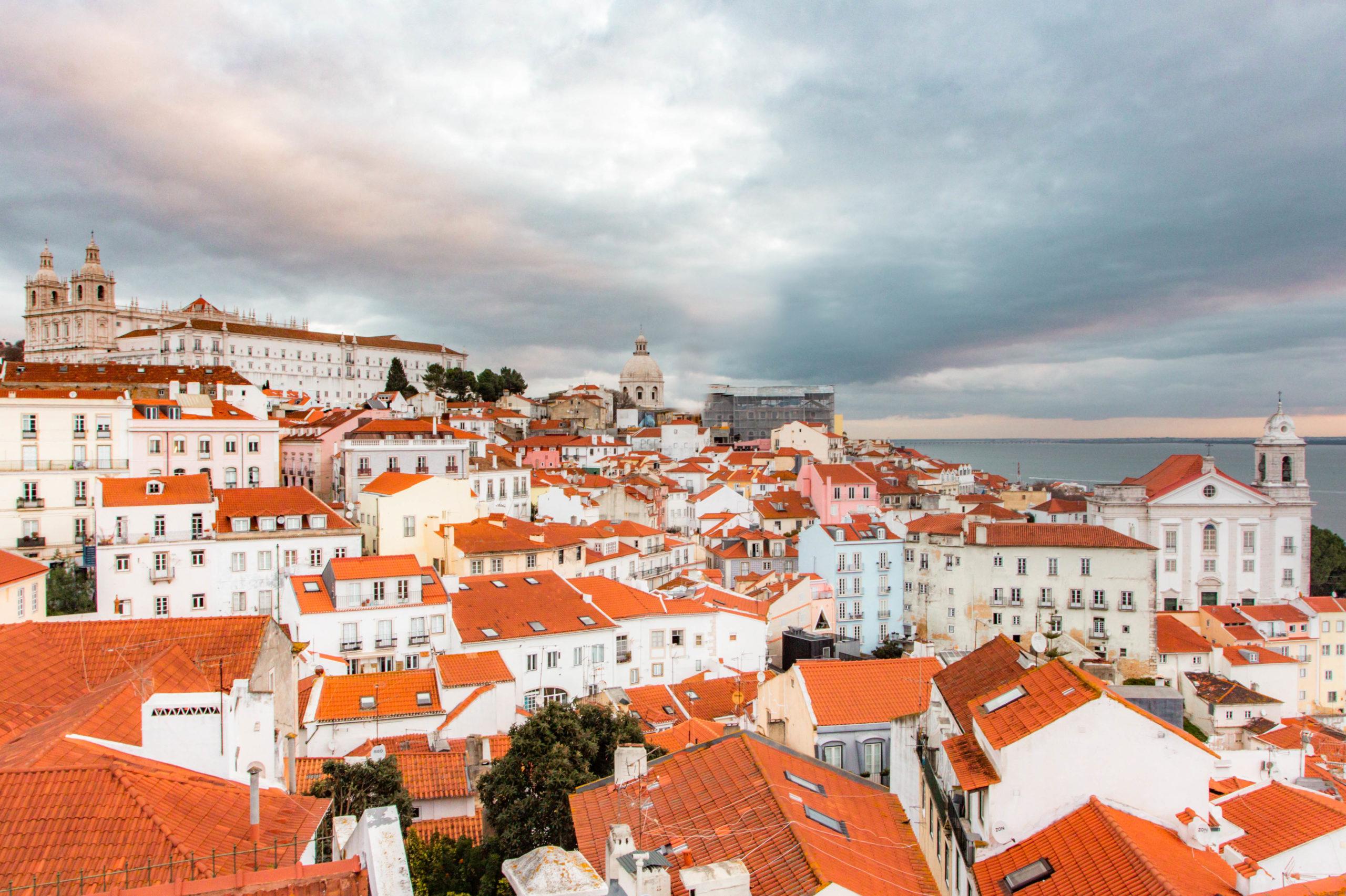 Зимой в Португалию – Лиссабон