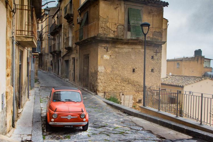 Сицилия на автомобиле