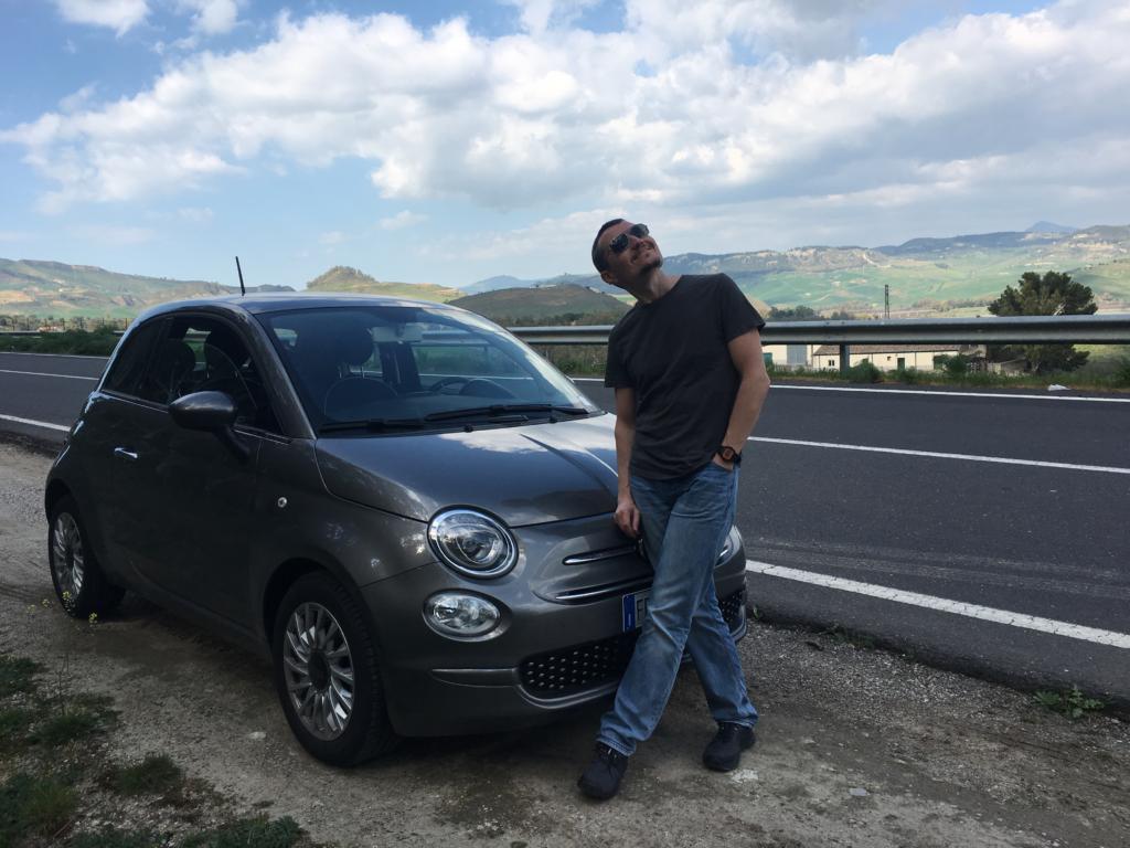 По Сицилии на автомобиле