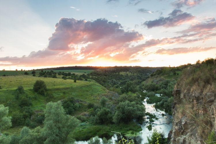 Путешествия по Украине после карантина  – реки, пустыня и каньоны