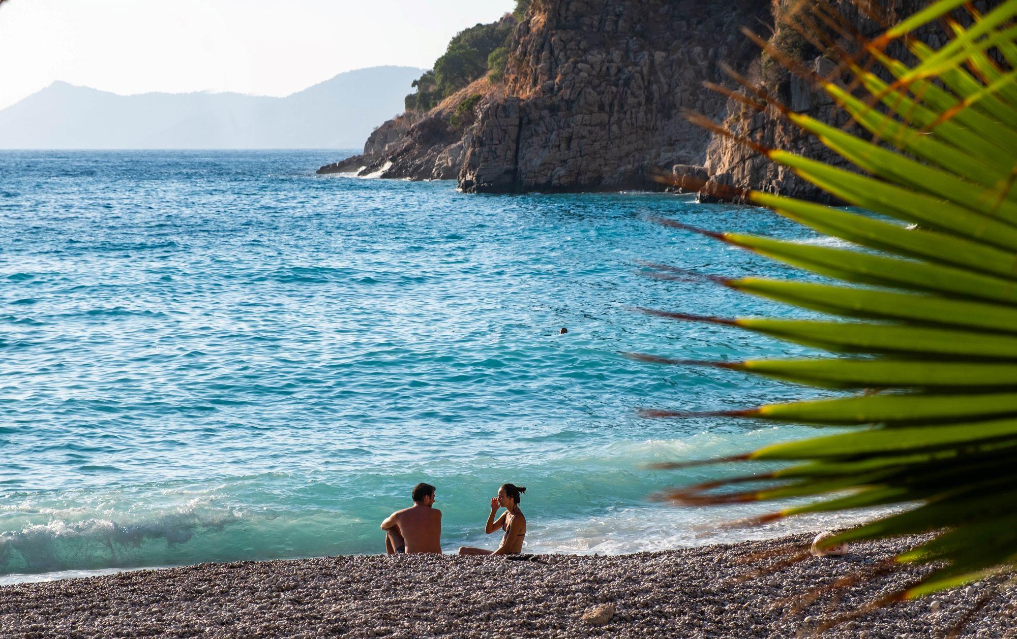 Пляжи и отдых в Фетхие, Турция