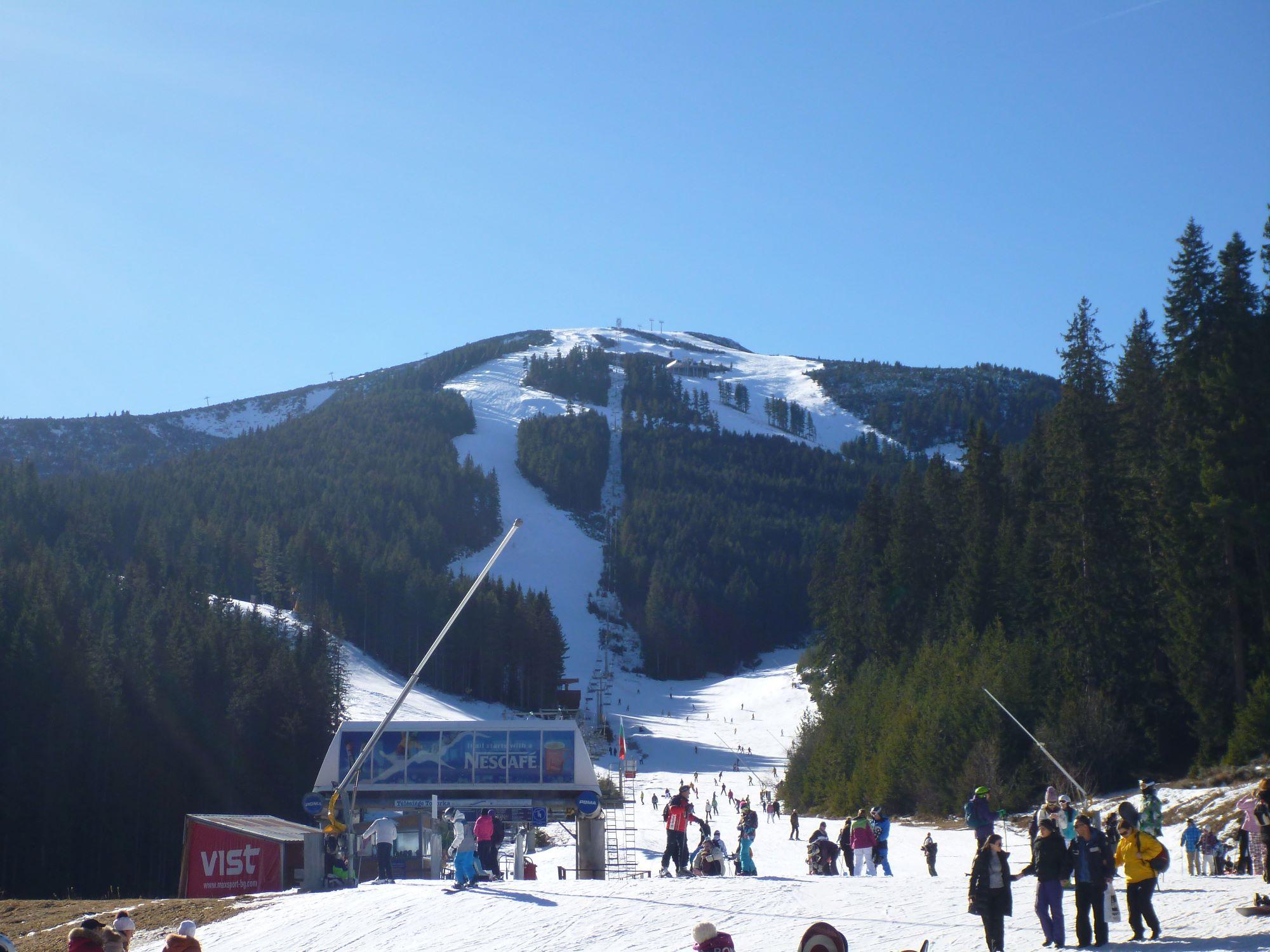 На лыжи в Болгарию – горнолыжный курорт Банско