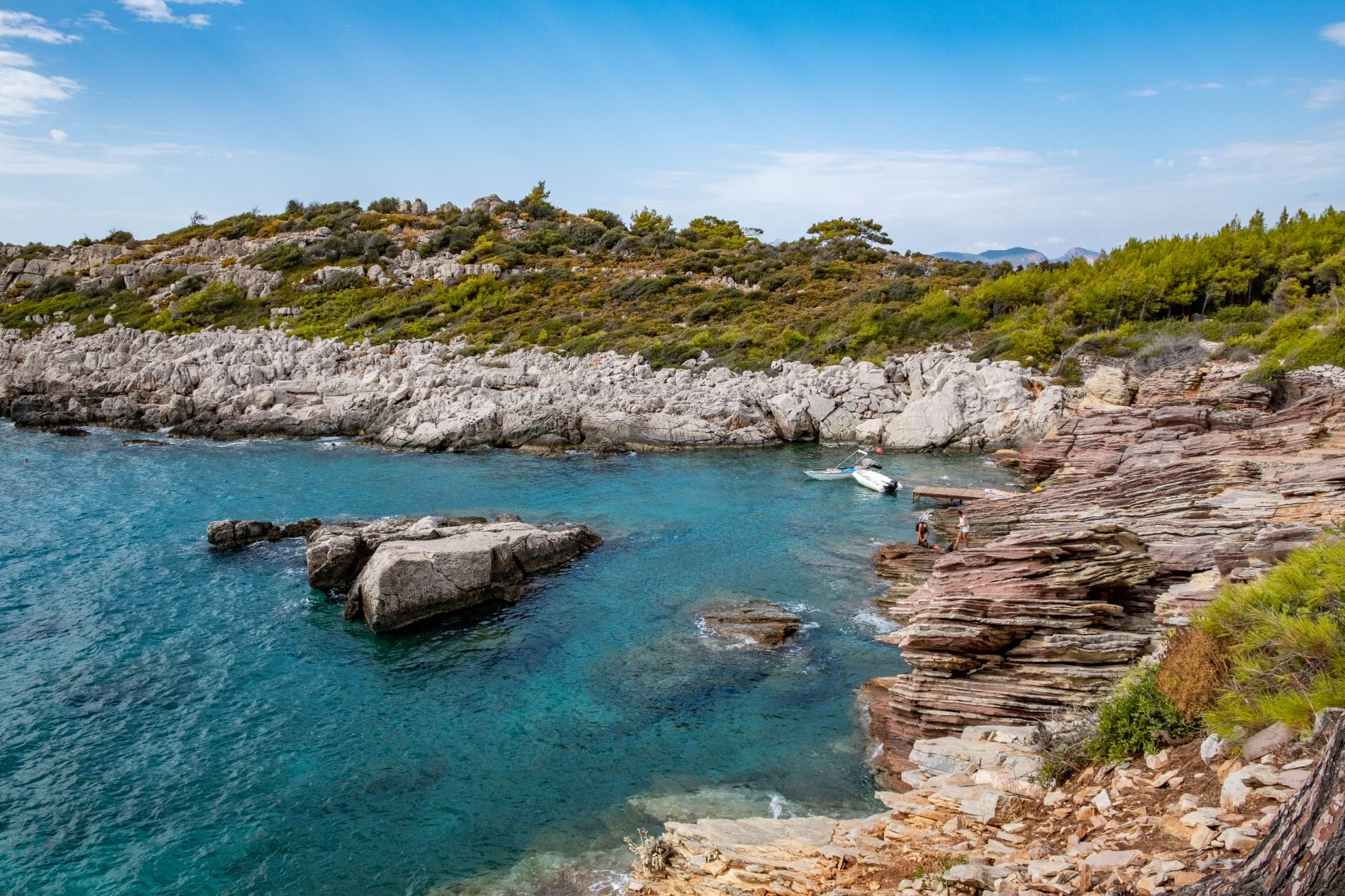 Ликийская тропа в одиночку – cоло трекинг по горам и побережью Турции