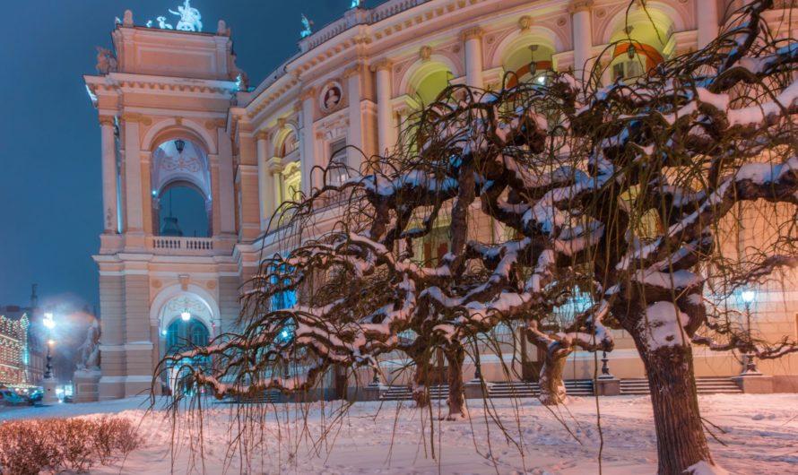 Одесса зимой – чем заняться в городе у моря