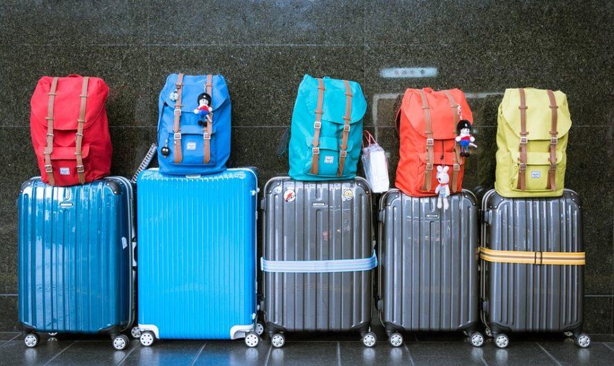 Как выбрать чемодан для путешествия