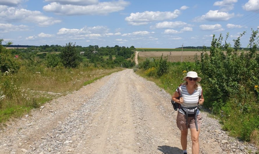 Camino Podolico – український шлях святого Якова