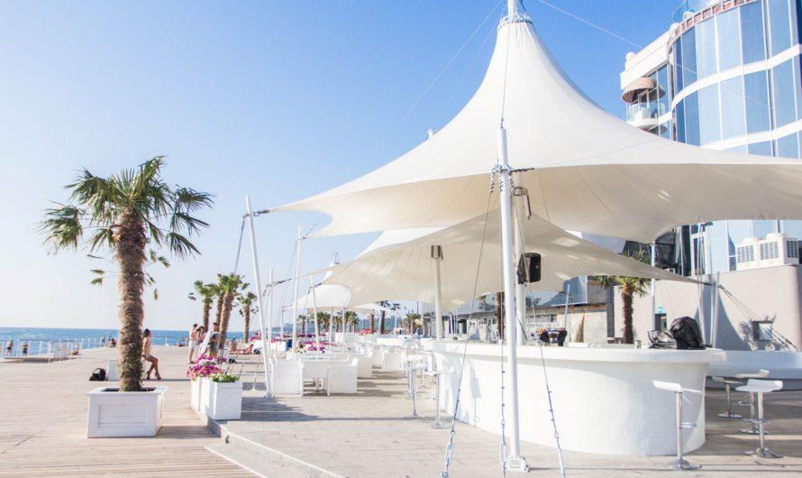 Пляжі Одеси – інфраструктура, доступність, ціни