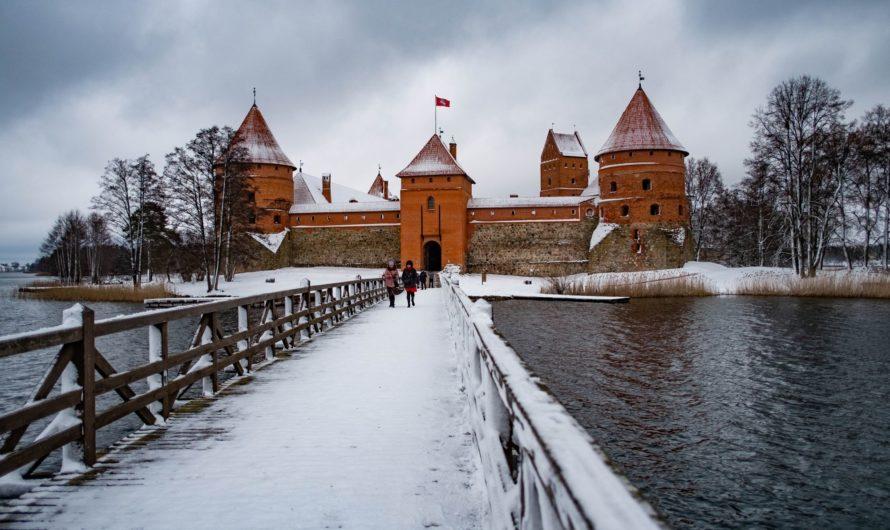 Вильнюс на Рождество – что посмотреть за 3 дня
