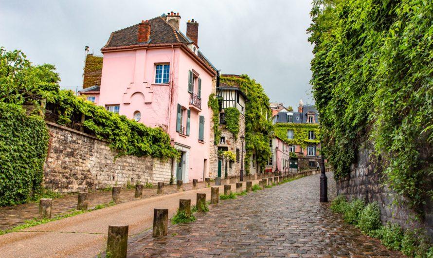 Париж за один день – прогулочный маршрут по Монмартру